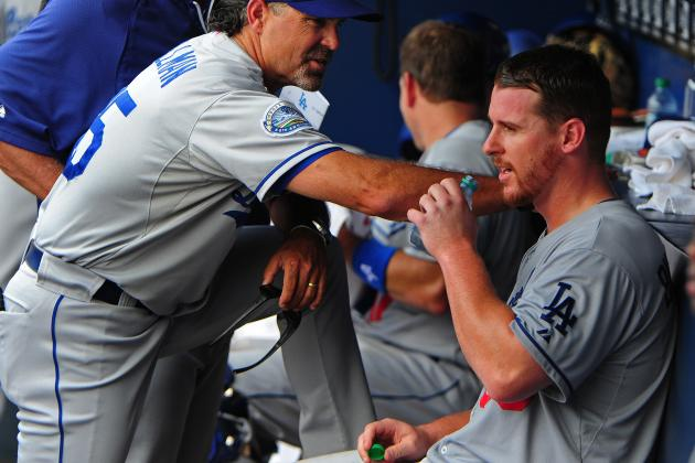 Pitcher Chad Billingsley Looks to 2013, and Hopes