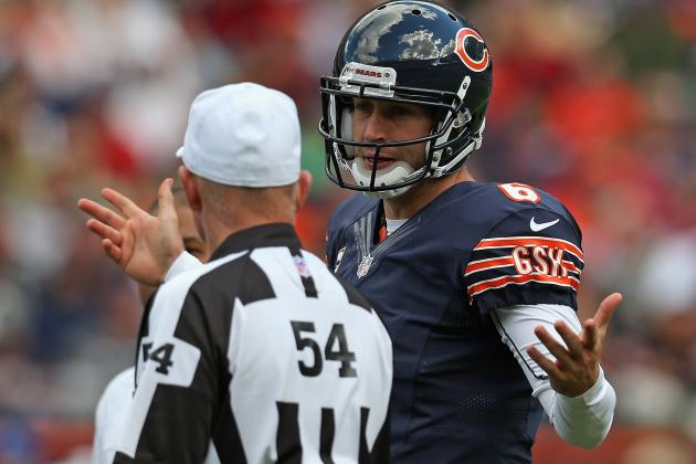 Jay Cutler, It's Time to Grow Up