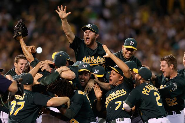 Oakland A's Playoff Berth Proves That Moneyball Is Alive and Well