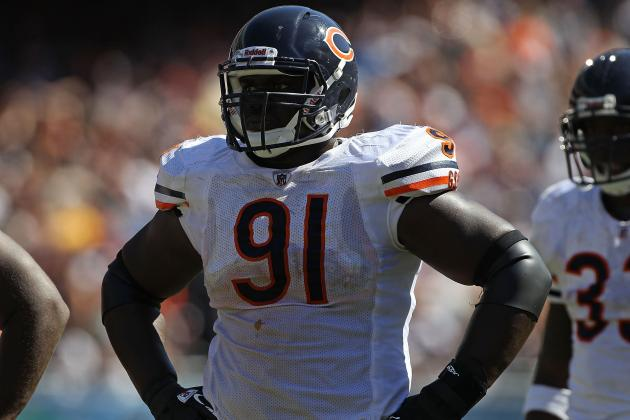 Former Bear Tommie Harris Arrested for Indecent Exposure in Wrigleyville