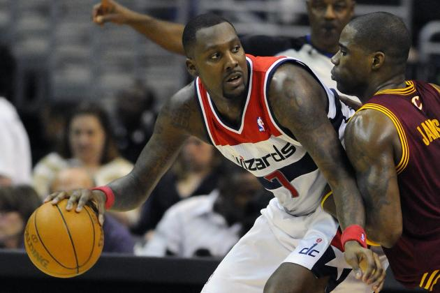 Andray Blatche: 'I've Forgotten About Washington. It's Old.