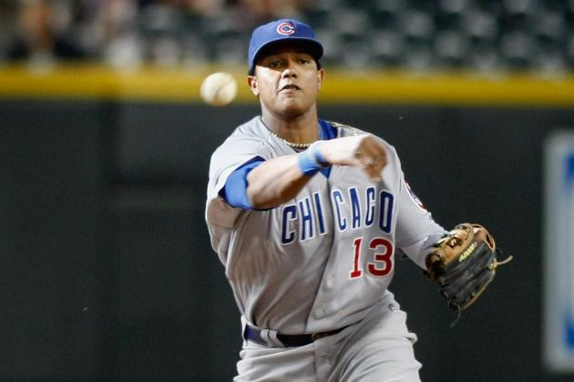 Starlin Castro on Verge of Making History, Too