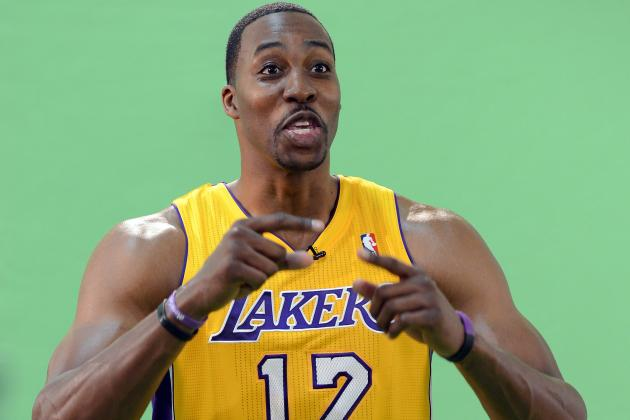 Dwight Howard: DH12 Must Heed Kobe Bryant's Advice to Bring Championships to LA