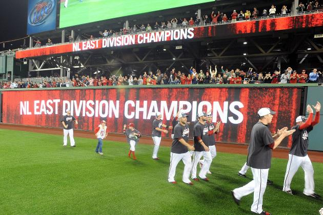 MLB Power Rankings 2012: The Washington Nationals and Underrated Playoff Teams