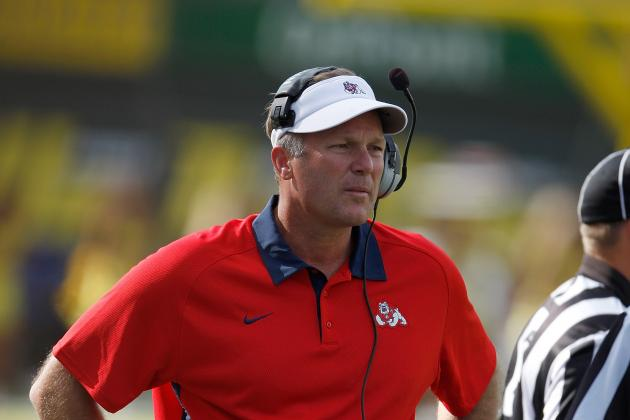 Fresno State Football: Coach Tim DeRuyter Expects Perfection from His Players