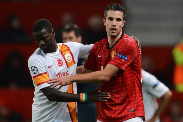 CFR Cluj vs. Manchester United: Robin Van Persie and Red Devils Who Must Shine