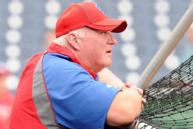 Charlie Manuel upset with season
