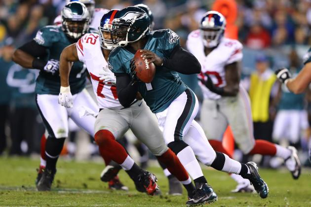 Philadelphia Eagles: Week 5 Against the Steelers Will Set Pace for Vick's Season