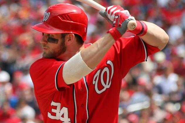 Is Bryce Harper's Explosion Enough to Overcome Loss of Strasburg in October?