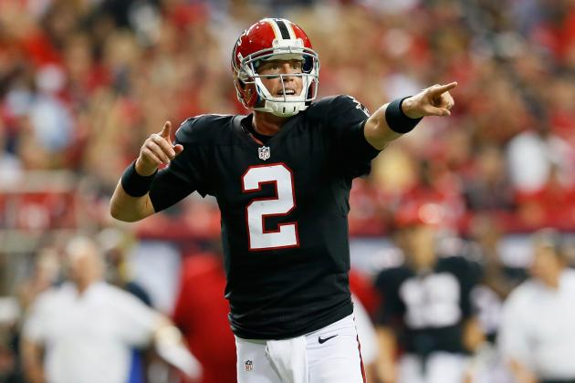 Fantasy Football Week 5 Rankings: Top 25 Quarterbacks