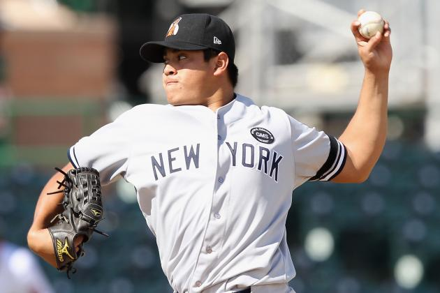 Yankees Prospect Manny Banuelos to Have Tommy John Surgery