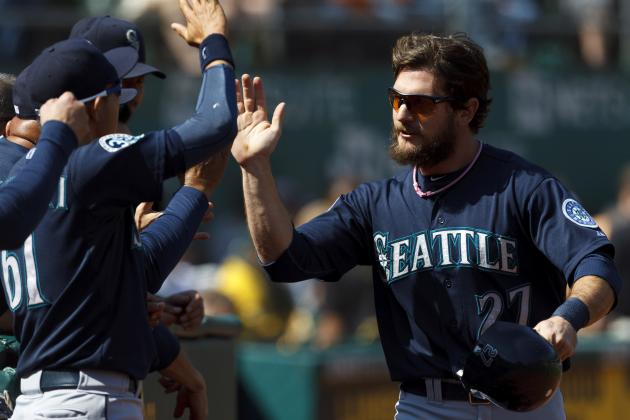 Seattle Mariners: Positive Takeaways from 2012 Season
