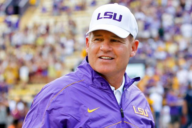 Are LSU's Football Struggles a Les Miles Thing?