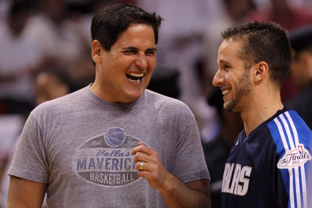 Mavericks Owner Mark Cuban May Have Bought Nets.com To Troll Mikhail Prokhorov