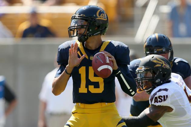 Cal Earns an F in Home Loss to Arizona State