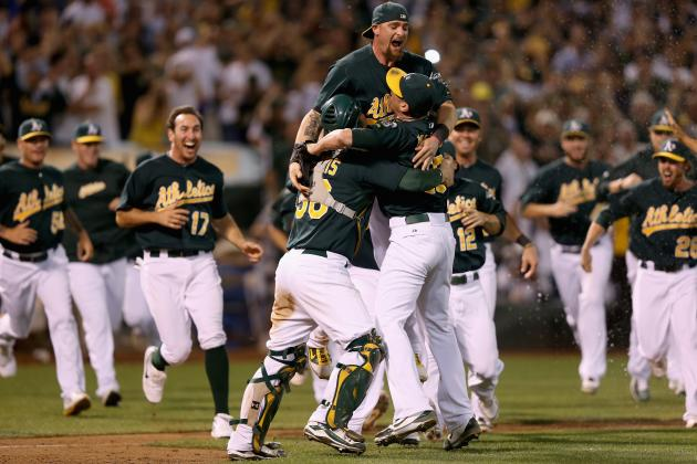 Oakland Athletics Can Still Be the Top American League Team