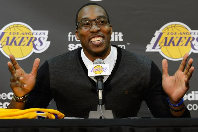 Dwight Howard: How the Los Angeles Lakers Will Use Him in the Princeton Offense