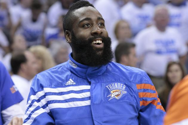 Thunder's Harden willing to make sacrifice for extension