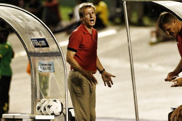 Exclusive Q&A with Jurgen Klinsmann