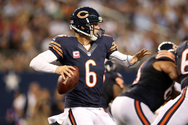Jay Cutler: Why His Performance on National Stage Possibly His Best as a Bear