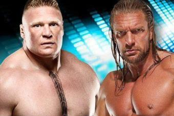 WWE: Why Triple H vs. Brock Lesnar Needs to Happen Again