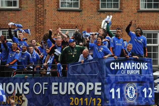 Champions League 2012: Top Dark Horses to Make Knockout Stages