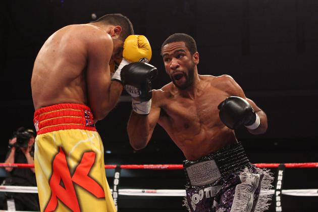 Lamont Peterson vs. Zab Judah Purse Bid Won by Headbangers Promotions