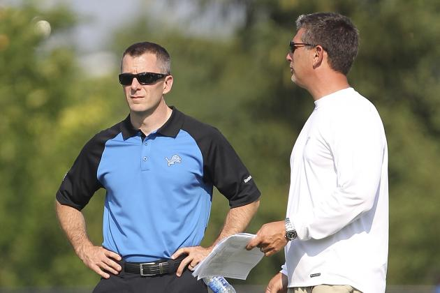 Lions' Tom Lewand: 'It's a Different 1-3 Than We've Experienced in the Past'