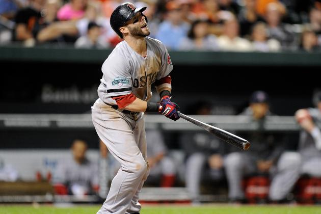 Pedroia in Lineup Tonight Despite Broken Finger
