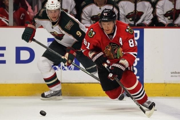 Marian Hossa: Chicago Blackhawks Star Returns to the Ice