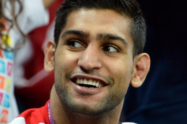 Amir Khan Launches 'Super Fight Promotions'