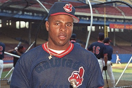 Albert Belle Wants to Manage the Indians