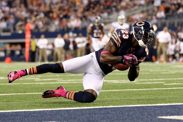 2012 NFL Week 5 Power Rankings: Da Bears Climb Rankings