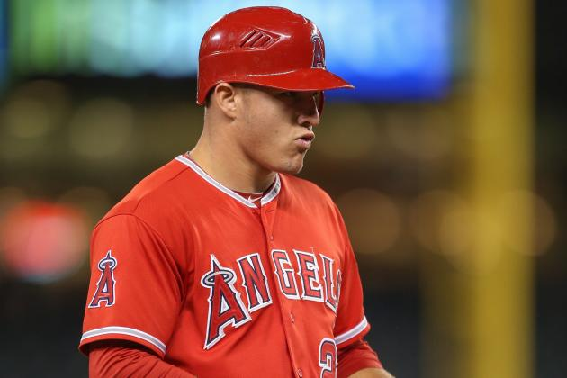 Did Not Calling Up Mike Trout Earlier Cost the Angels a Playoff Spot?