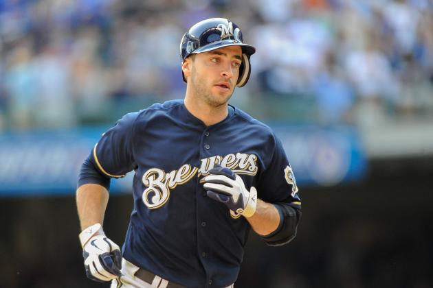 Ryan Braun Captures National League Home Run Crown