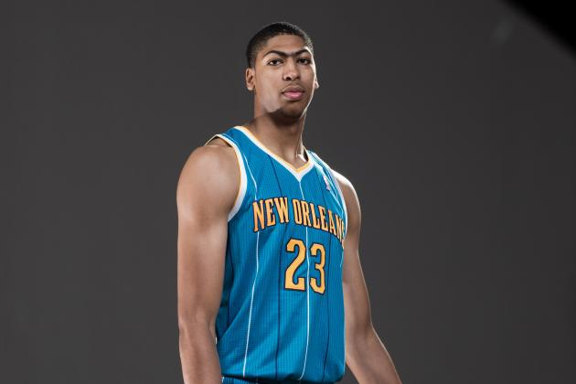 Anthony Davis Isn't Sure How His Defense Will Translate in the NBA