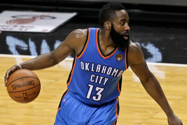 James Harden Prefers to Stay in Oklahoma City