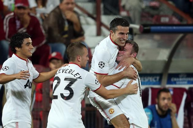 CFR Cluj vs. Manchester United: Score, Analysis, Grades and More