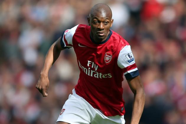 Diaby to Miss Three Weeks' Action