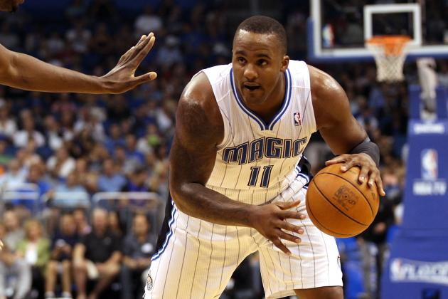 Big Baby Is Going to Miss Dwight Howard's Farting Most of All