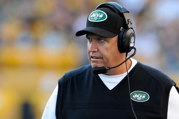 What Must Rex Ryan Accomplish to Keep His Job as New York Jets Head Coach?