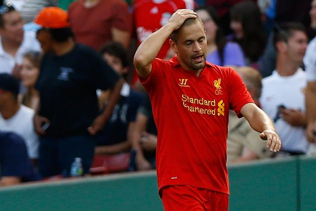 Fit and Firing Again, but Cole Knows He Must Fight for Liverpool Place