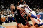 Battier Says Refs Tell Him to Flop, Sell Contact