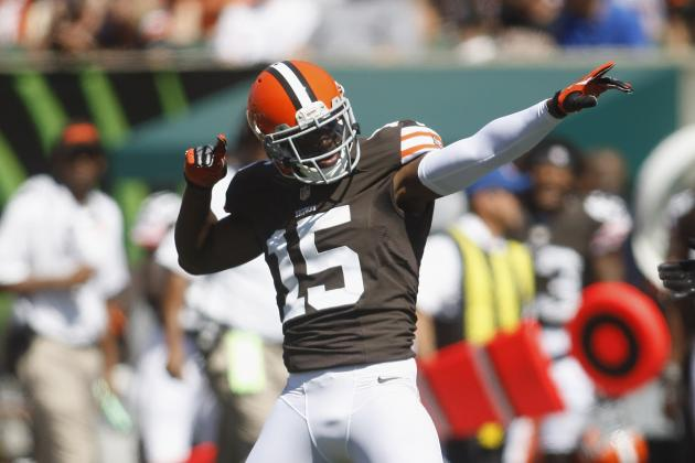 It's Only a Matter of Time Until the Cleveland Browns Bench Greg Little