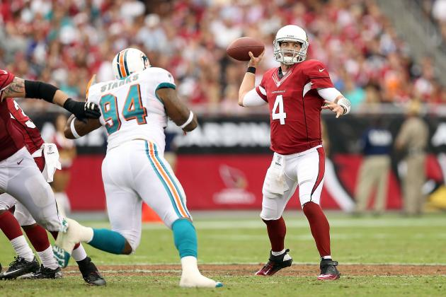Kevin Kolb: Once-Maligned QB Making Arizona Cardinals Title Contenders