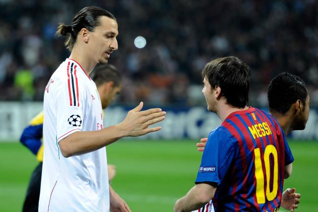 Zlatan Ibrahimovic says someone besides Leo Messi deserves Ballon d'Or