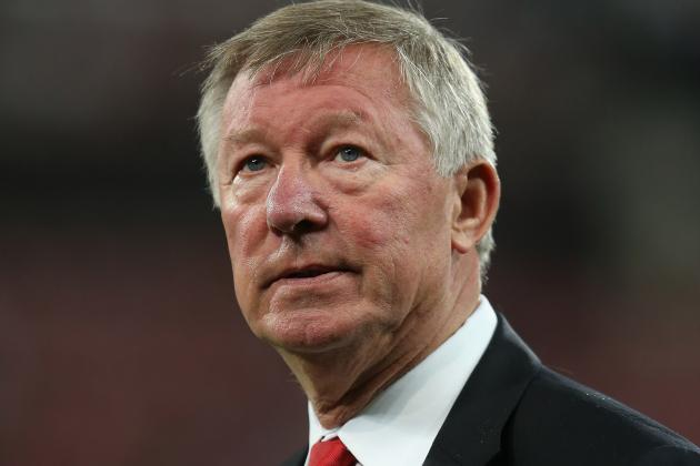 Manchester United Boss Sir Alex Ferguson Worried by Slow Starts