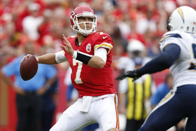 Kansas City Chiefs Need to Simplify the Offense for Matt Cassel to Succeed