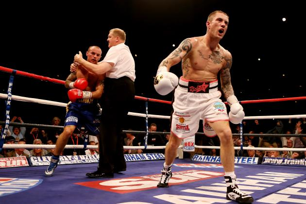 Ricky Burns and George Groves to Headline Big London Card on December 15