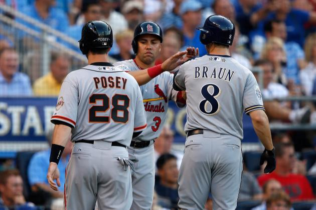 Buster Posey vs. Ryan Braun: The Absurd Hypocrisy of the NL MVP Debate